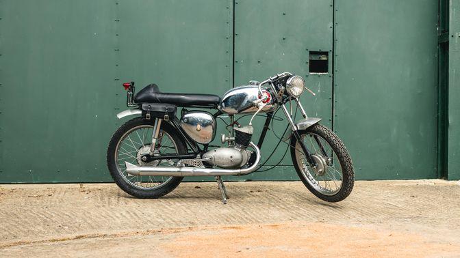 1960  BSA 125CC Bantam 'Café Racer'