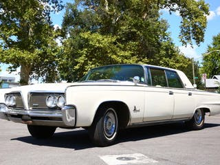 1964 Imperial LeBaron Project