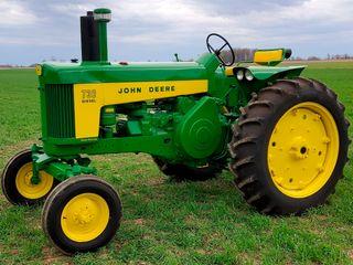 1959 John Deere 730 Diesel Electric Start