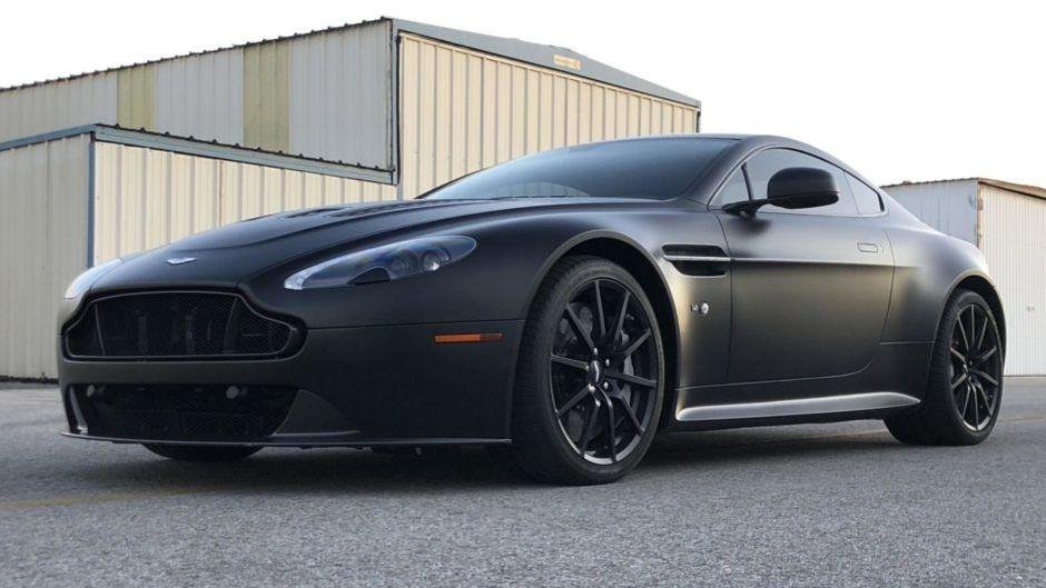 2015 Aston Martin V12 Vantage S Vin Scfekbcr1fgs01770 Classic Com