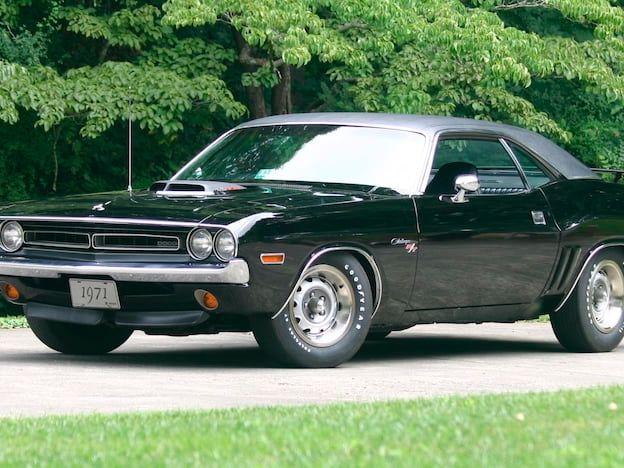 1971 Dodge Hemi Challenger R/T
