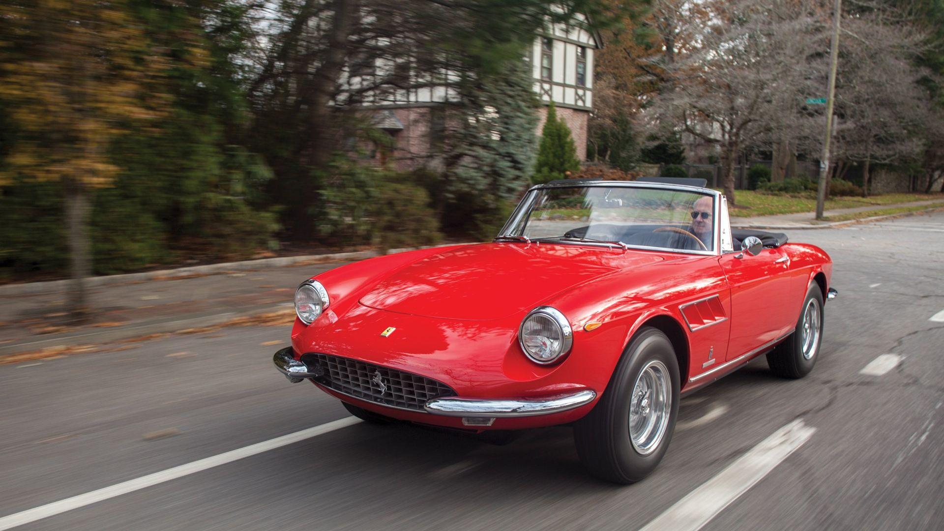 1967 Ferrari 330 GTS by Pininfarina