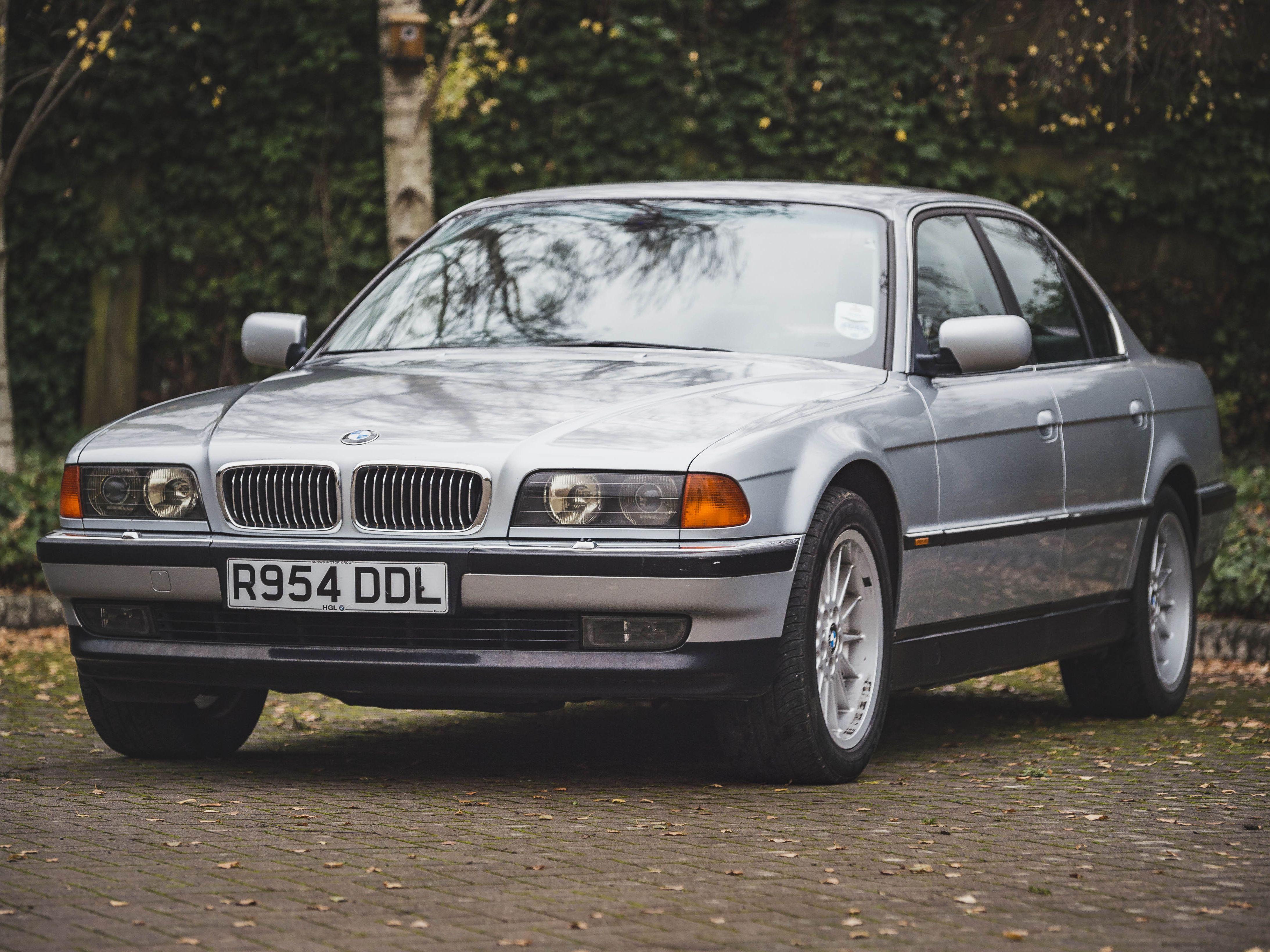 1998 BMW 728i
