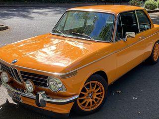 1968 BMW 1600-2 5-Speed