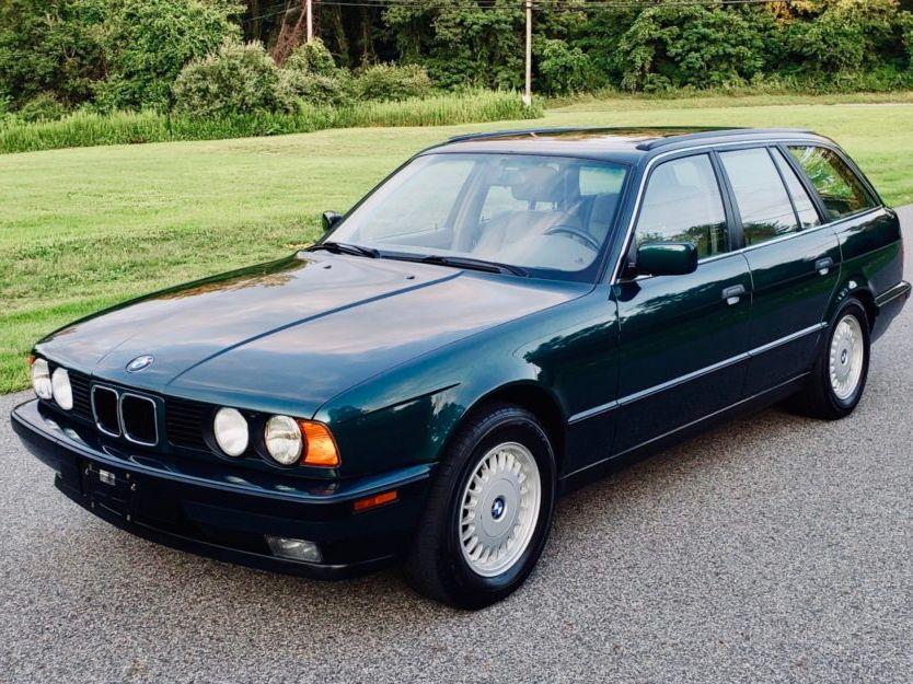 1993 BMW 525i Touring