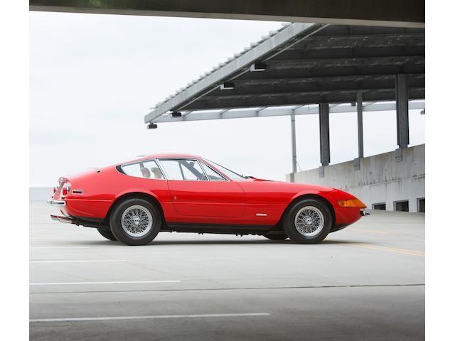 1971 Ferrari 365GTB/4 Daytona Berlinetta