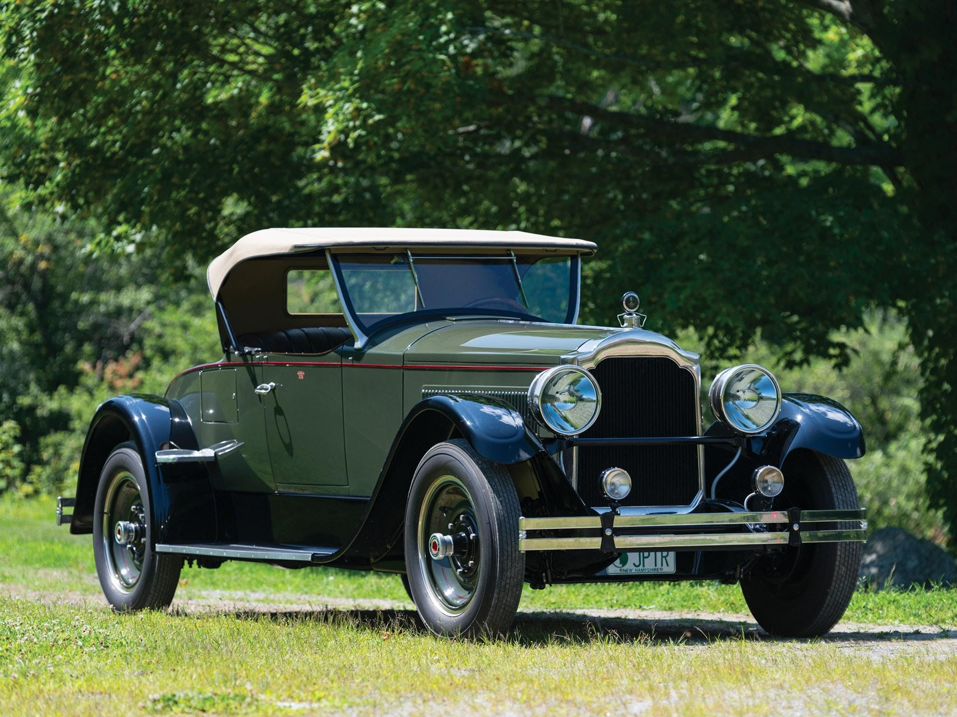 1924 Packard Single Eight Runabout