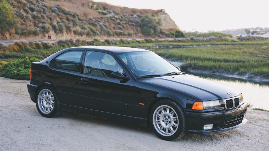 1997 BMW 318Ti