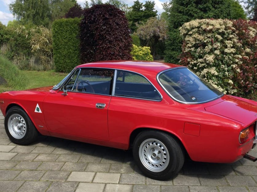 1967 Alfa Romeo GT Junior
