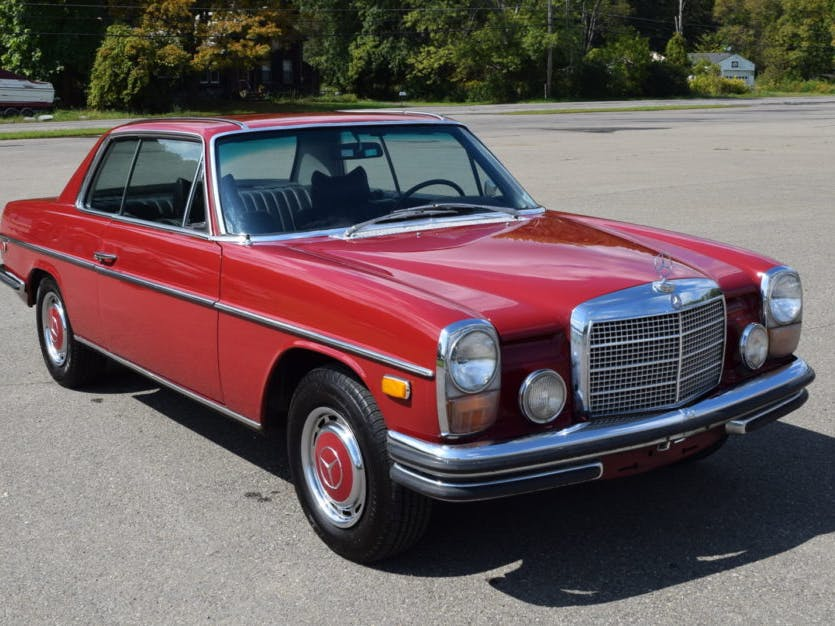 1970 Mercedes-Benz 250C 4-Speed