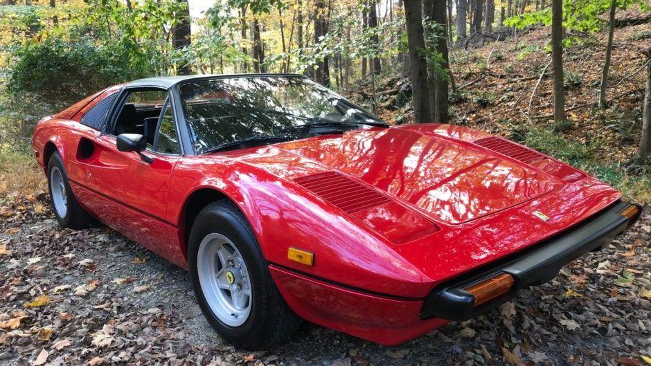 1978 Ferrari 308 Gts Vin 26847 Classic Com