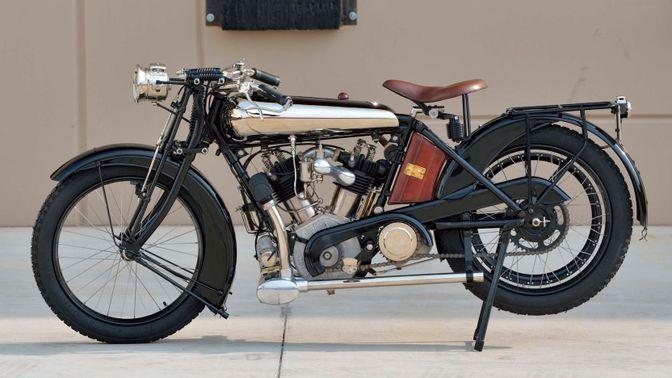 1922 Brough Superior Mark 1 90 Bore