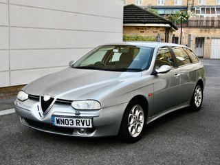 2003 Alfa Romeo 156 1.8ts Lusso Sportwagon