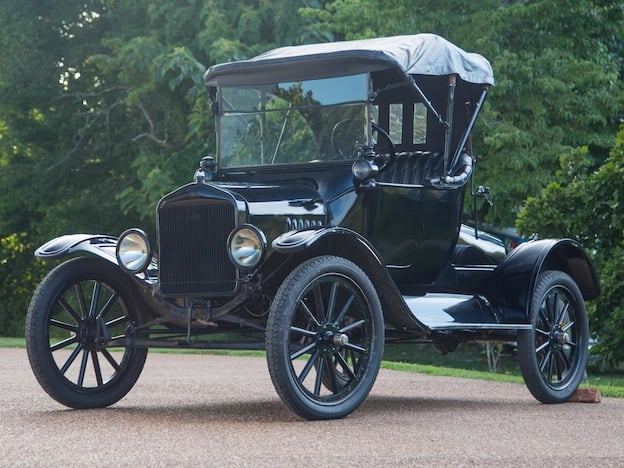 1917 Ford Model T Runabout