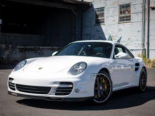 2013 Porsche Turbo S Coupe