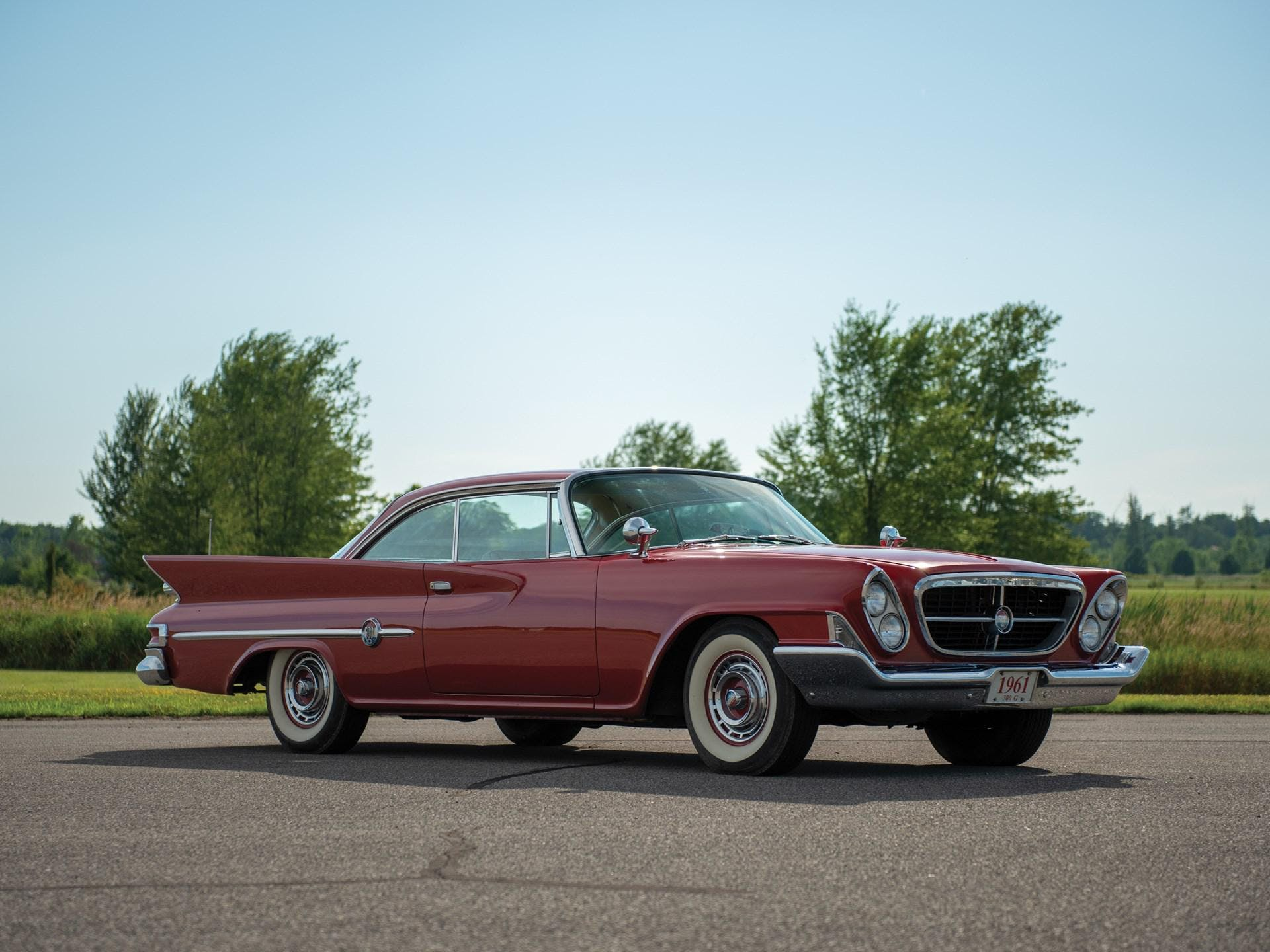1961 Chrysler 300G Coupe