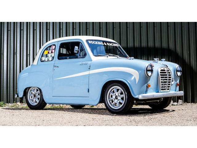 1958 Austin A35 Hrdc Academy Competition Saloon