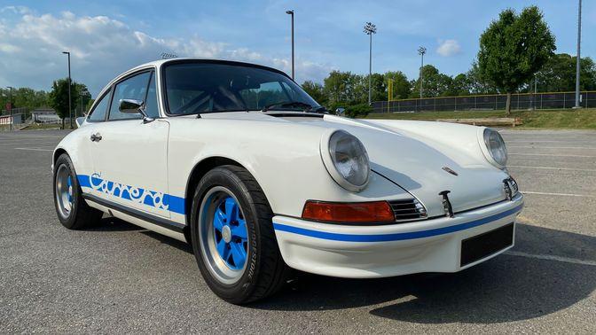 1983 Porsche 911SC 3.6l