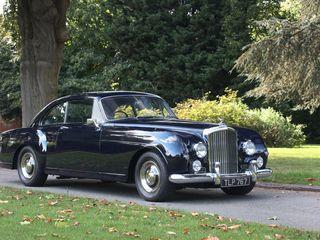 1957 Bentley S1 Continental Fastback Manual