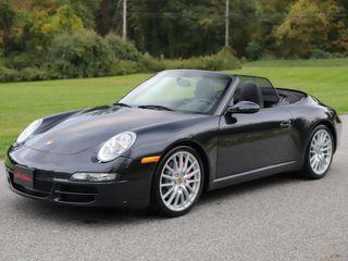 2005 Porsche 911 Carrera S Cabriolet 6-Speed