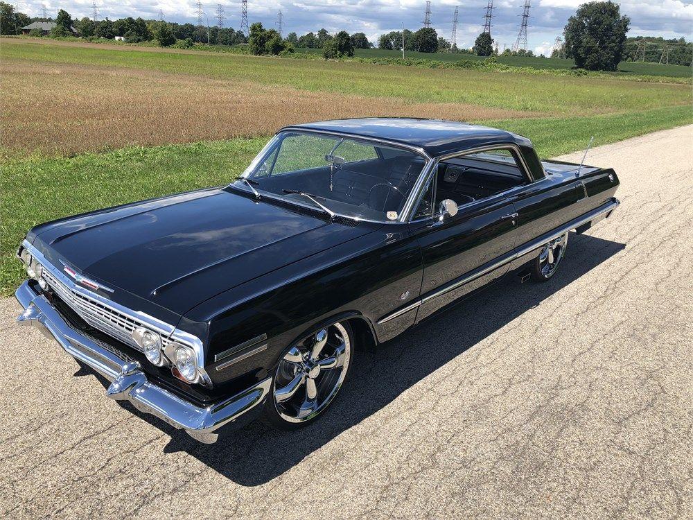 1963 Chevrolet Impala SS 4-Speed