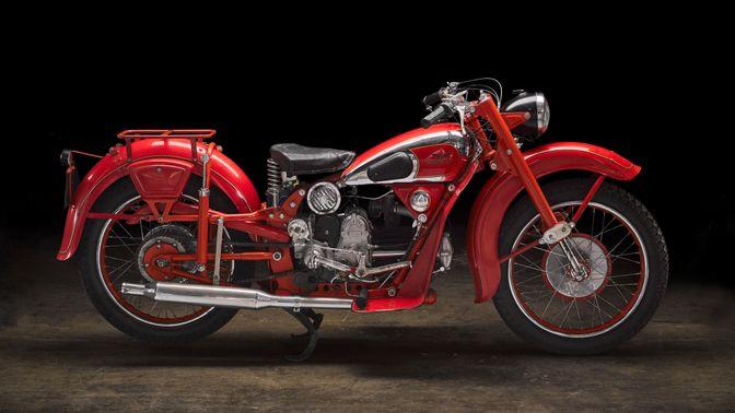 1952 Moto Guzzi Falcone