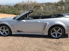 2004 Ford Mustang Saleen Convertible