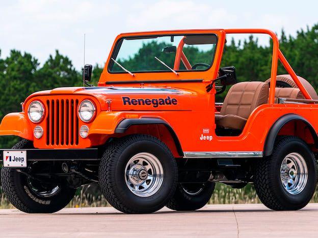 1978 Jeep CJ-5 Levis Edition