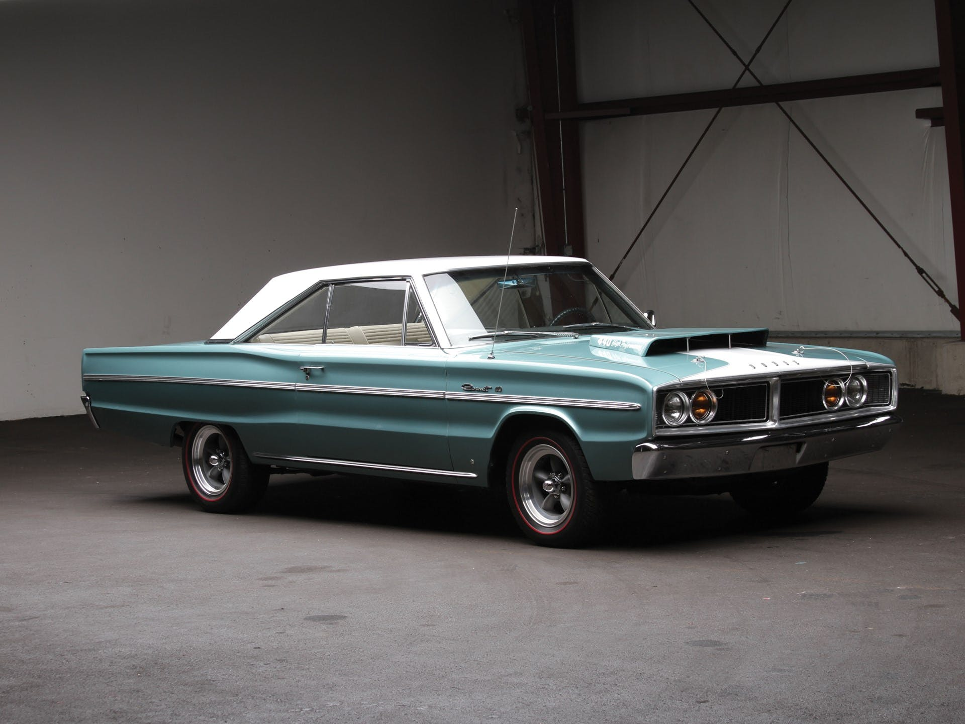 1966 Dodge Coronet 440 Classic Com