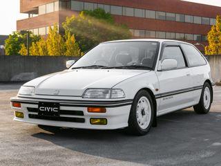 1988 Honda Civic 25X Hatchback 5-Speed