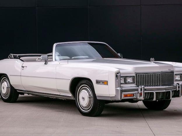 1976 Cadillac Eldorado Bicentennial Edition