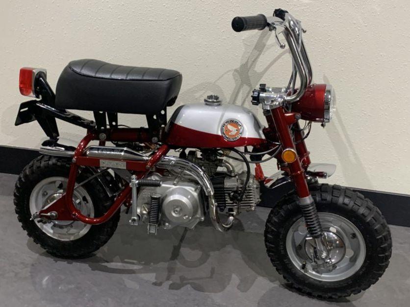 1969 Honda Mini Trail 50