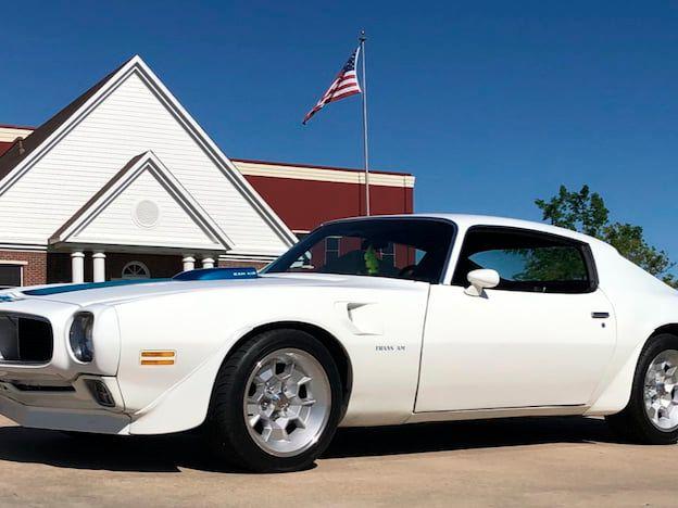 1970 Pontiac Firebird Pro Touring