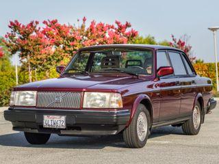 1993 Volvo 240 Classic Le Sedan
