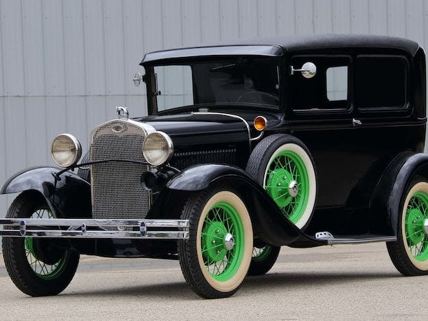 1930 Ford Model A Delivery