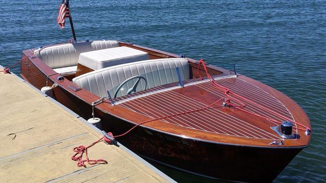 1960 Chris-Craft 17′ Ski Boat