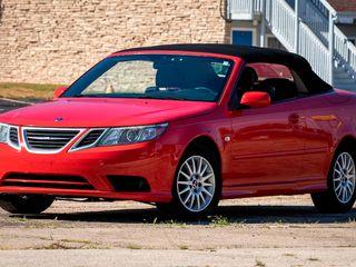 2008 Saab 9-3 2.0-T Convertible
