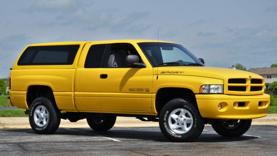 2000 Dodge Ram Quad Cab 1500 4×4