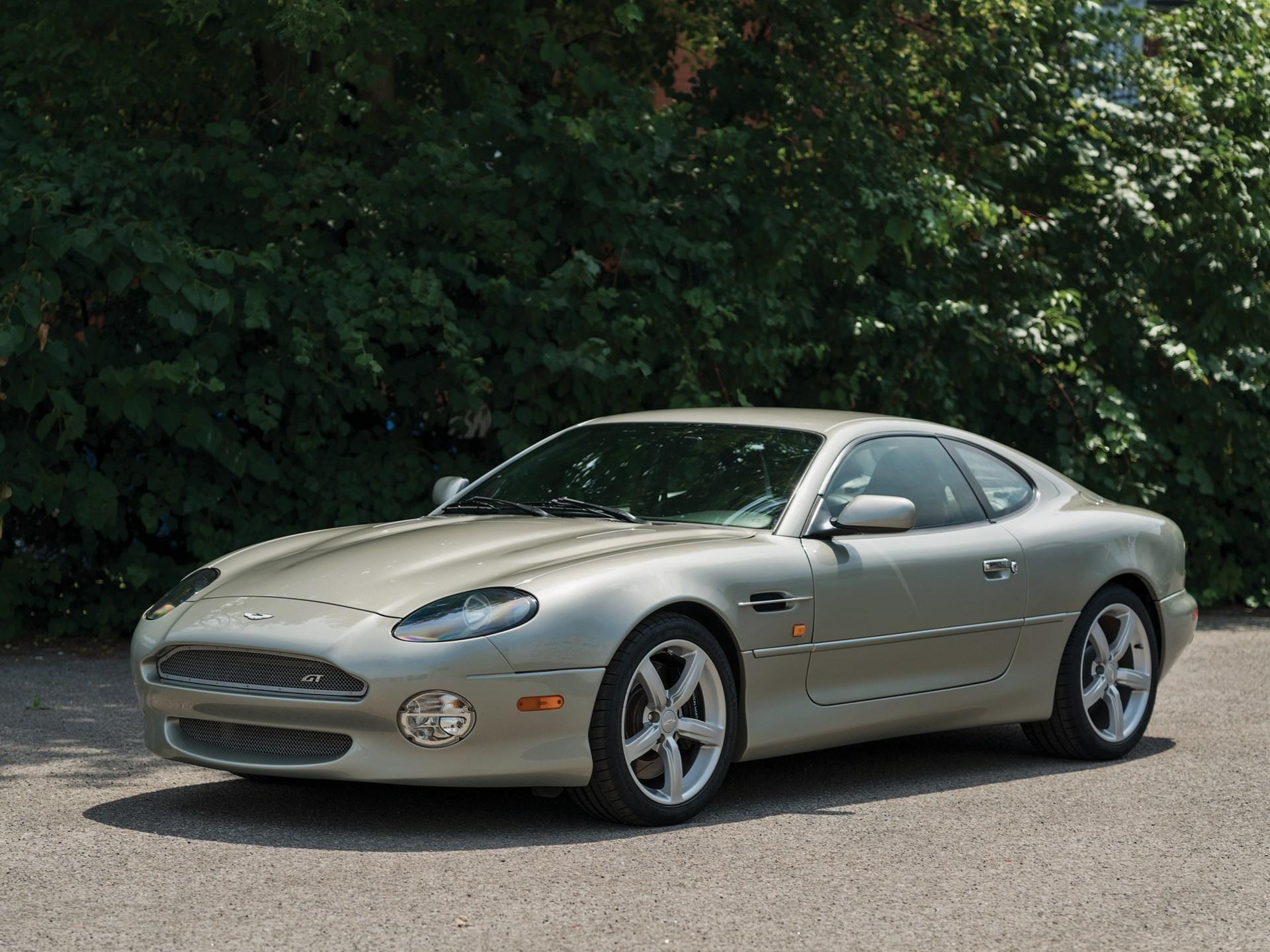 Aston Martin Db7 Gt Gta Market Classic Com