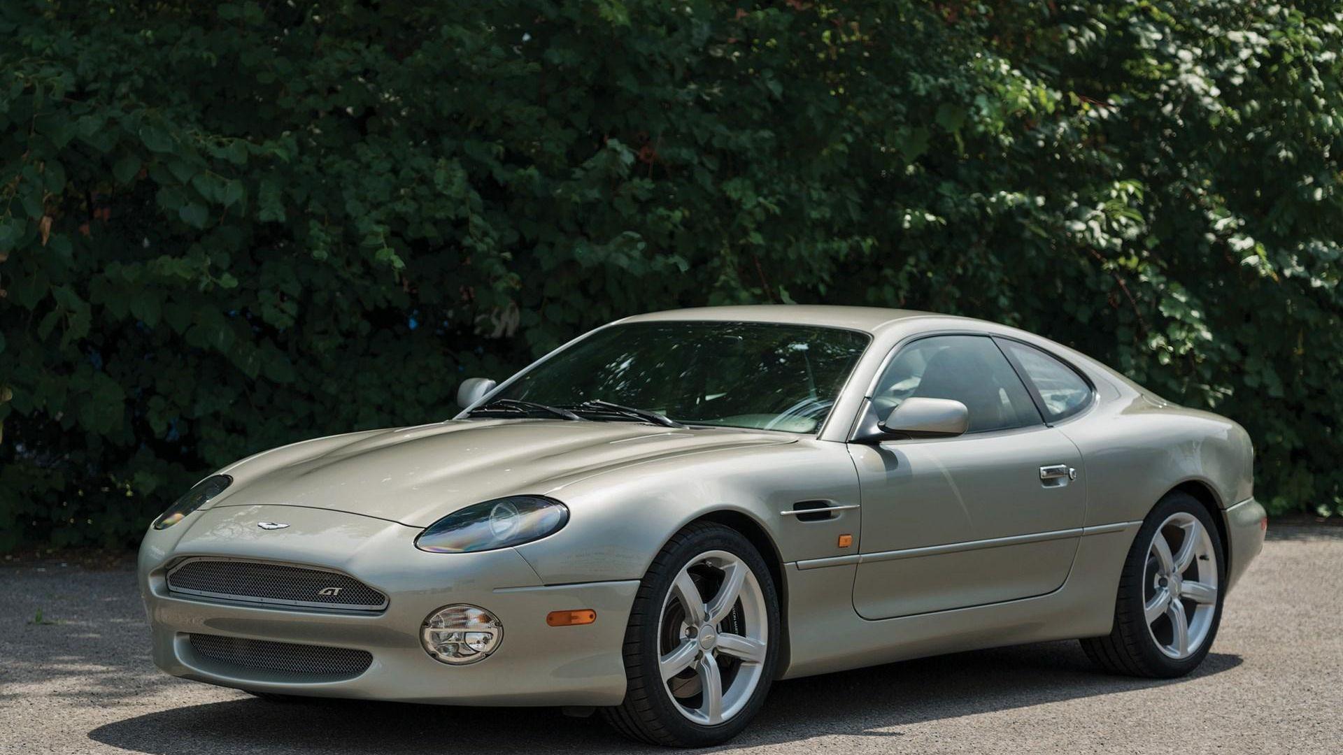 2003 Aston Martin Db7 Gt Vin Scfad22313k304279 Classic Com