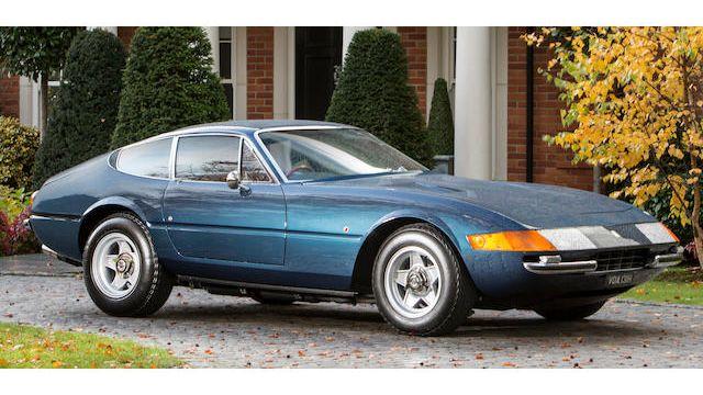 1970 Ferrari 365 GTB/4 'Daytona' Berlinetta