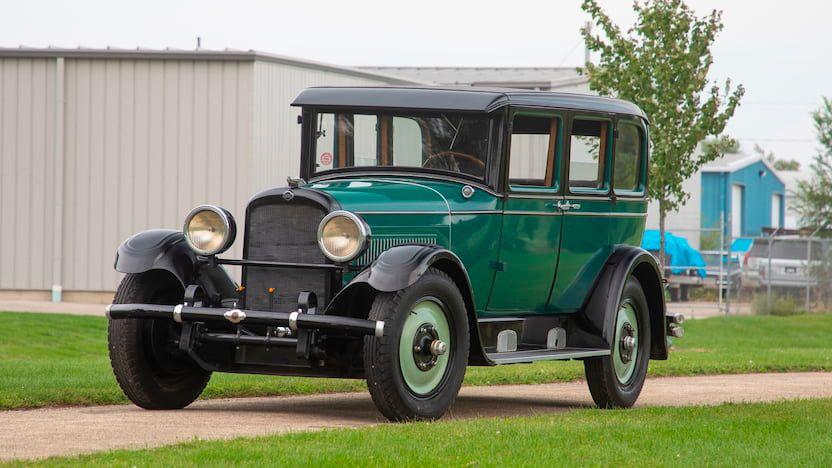 1928 Nash Royal Special Sedan
