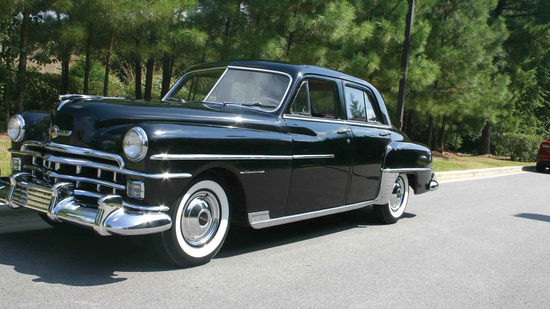 1950 Chrysler Windsor Classic Com