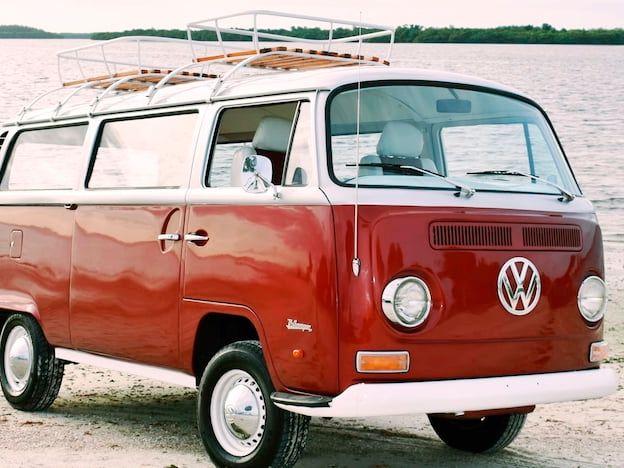 1977 Volkswagen Kombi Type II