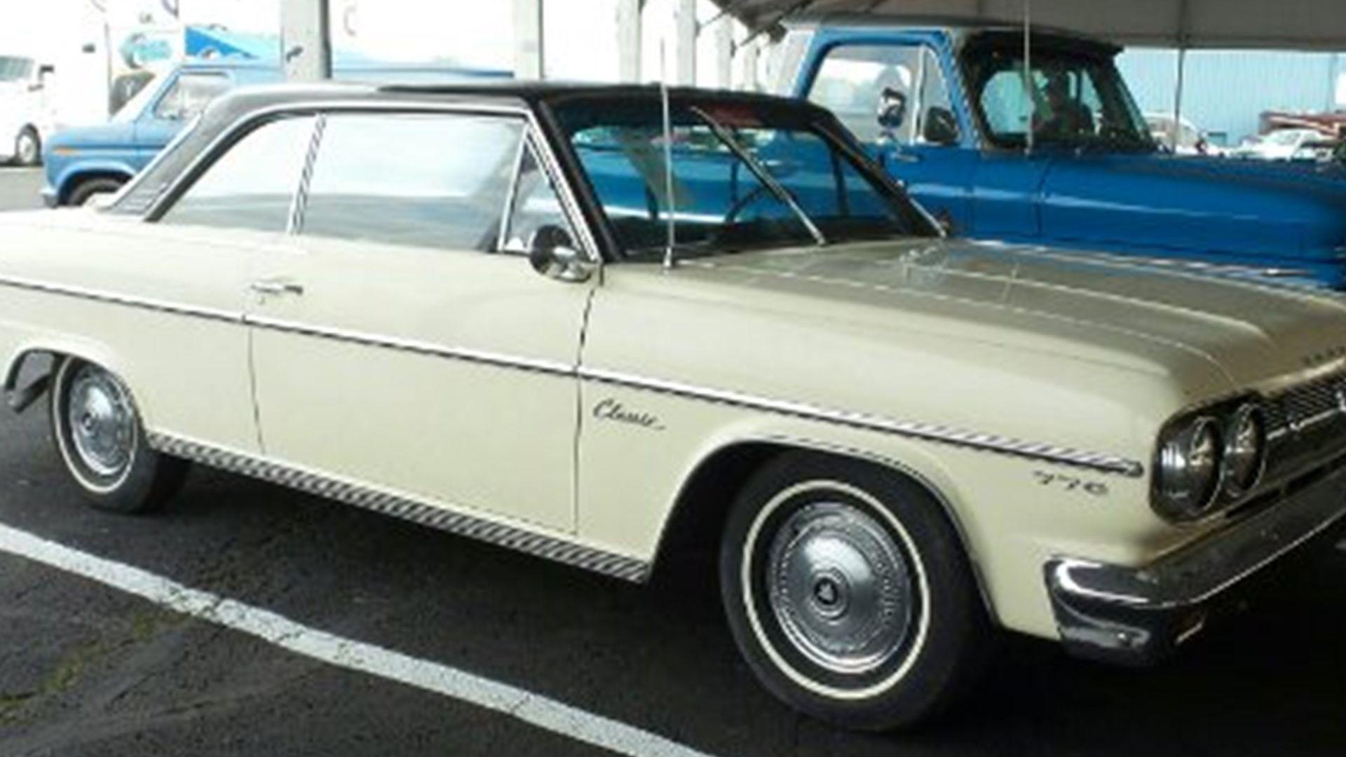 1965 Amc Ramblerclassic 770