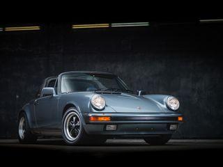 1984 Porsche 911 Carrera Targa
