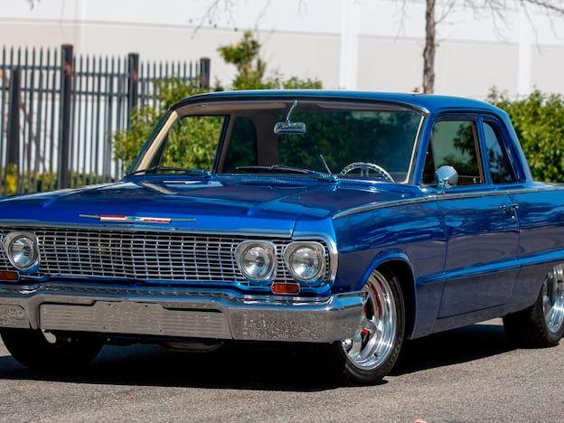 1963 Chevrolet Biscayne Resto Mod