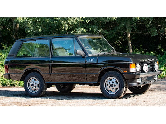 1995 Range Rover Csk 3.9-Litre 4X4 Estate