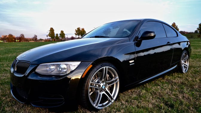 2013 BMW 335IS Coupe 6-Speed