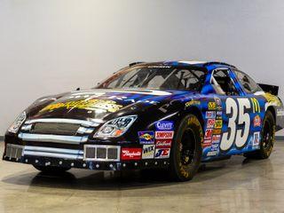Ford Fusion Nascar Race Car